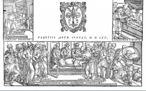 L0020565 Galen, Opera omnia, dissection of a pig. Credit: Wellcome Library, London. Wellcome Images images@wellcome.ac.uk http://wellcomeimages.org Detail: dissection of a pig. Woodcut Opera omnia Galen Published: 1565 Copyrighted work available under Creative Commons Attribution only licence CC BY 4.0 http://creativecommons.org/licenses/by/4.0/